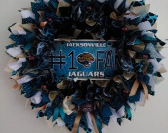 Jacksonville Jaguars Wresth