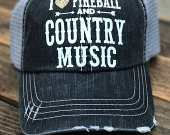 I Heart Fireball and Country Music