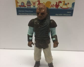 Vintage Star Wars Weequay Figure