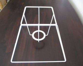 "Pyramid frame lamp shade empire 10 / 20 cm (3.94 ""/ 7.88"")"