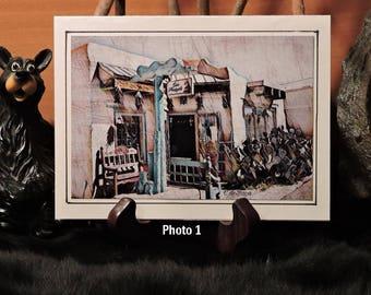 Artistic Card Set / San Pasquals