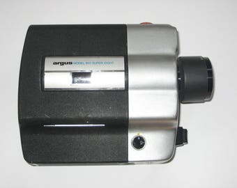 Super 8 Camera WORKING Argus 810 8mm