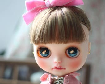 OOAK* MINT Custom Blythe*Raspberry Sorbet