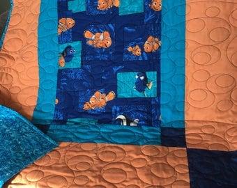 Finding Nemo quilt