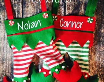 Elf Stockings *****Read description for inventory*****