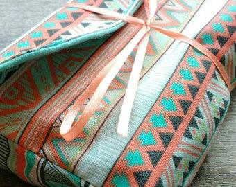 Aztec Pattern Tarot Deck Bag