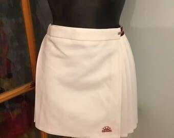 1960s carlton tennis skirt