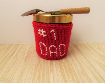 pint ice cream cozy fathers day gift