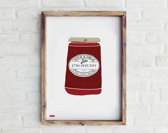 Strawberry Jam - Tiptree