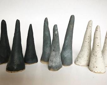 Stoneware Ringcone