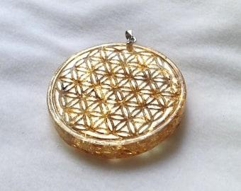 Vitale pendant flower of life energy ORGONE generator (ORG100 B2)