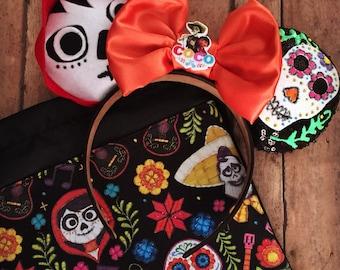 Coco inspired Disney Ears