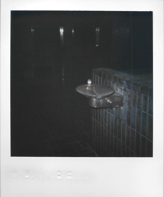 Water Fountain in Michigan / 7.3.17