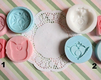 Moulds for resin