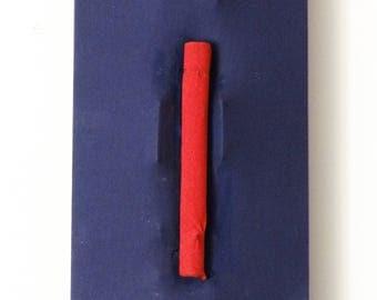 Red LINE-22 x 50 x 10 cm size