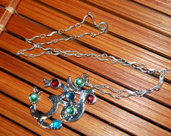 Necklace original chakra sign