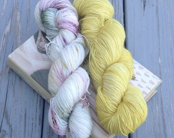 Mansfield Park Set - Hand dyed yarn
