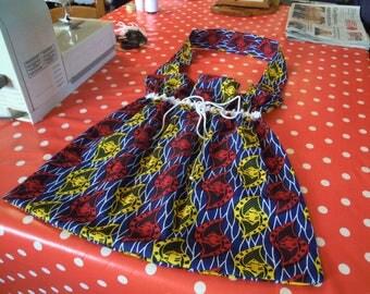 beach bag or city wax fabrics