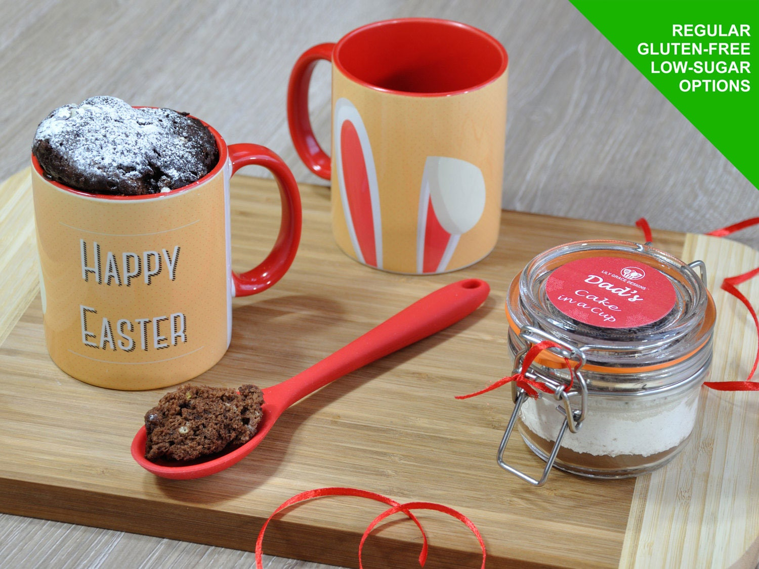 Easter egg easter gifts personalised easter easter for him easter egg easter gifts personalised easter easter for him easter for her easter bunny easter cake easter treat easter mug cake kit negle Choice Image