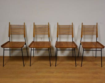 Shovel Chairs by Paul McCobb - Set of 4