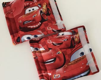Cars Carseat/Stroller Strap Covers