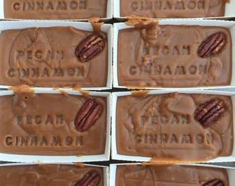 Pecan Cinnamon Fudge