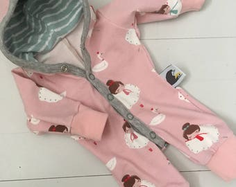 Doll suit to fit baby born and dolls up to 44cm
