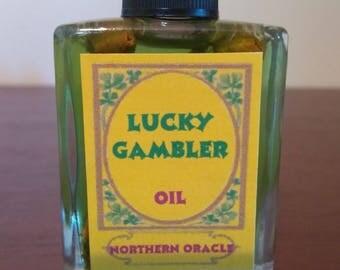 Lucky Gambler Oil