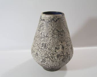 Great  vase by  Gräflich Ortenburg'sche  608/1, WGP, west German Pottery, Mid Century