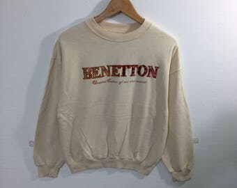VIntage United Color of BENETTON Made In Italy
