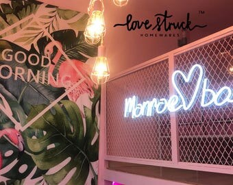LED NEON flex custom, Your Name in Neons, Neons for Home decor, LED neons for weddings, neon lights custom