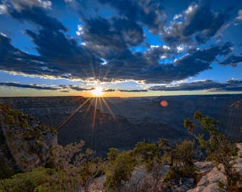 Grand Canyon Photography, Sunset Photography
