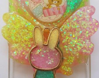 Half Bunny Phone Case