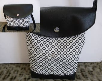 bag 2 sizes with adjustable hanse in1