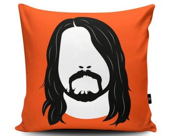 Dave Grohl Cushion Foo Fighters