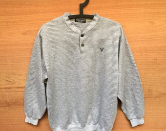 Lyle & Scott Stripes Jumper Sweatshirt