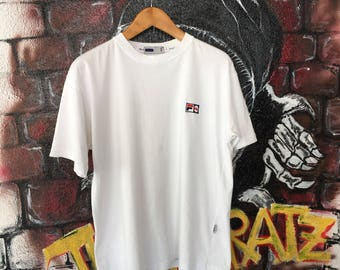 Fila Embroidered Logo Tshirt