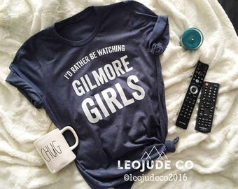 I'd rather be watching gilmore girls©