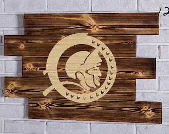 Wood Sign Wall art