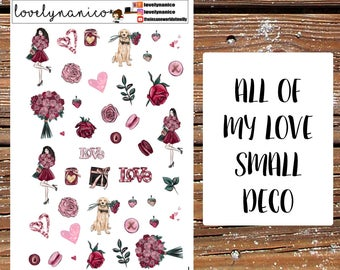 All Of My Love Deco