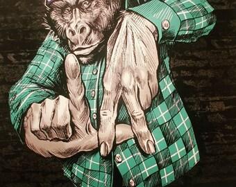 Gorilla Gangsta