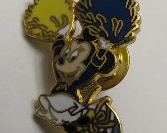 Disney Cheerleader Minnie 1 Pin