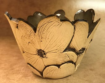 Small Dogwood Bowl 113