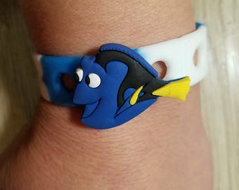 10 Finding Dory Silicone Bracelets Party Favors