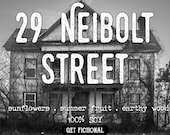29 Neibolt Street Soy Candle