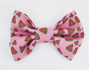 Limited Edition - Watermelon Bow