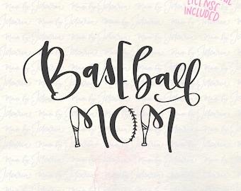 Baseball mom svg, baseball svg, baseball svg files, baseball shirt svg, baseball svg shirt, baseball cut file, baseball svg cricut