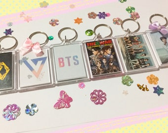 K-pop Keychains: Exo, BTS and More!