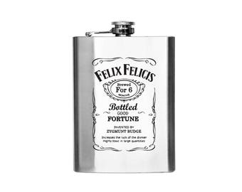 Harry Potter - Felix Felicis Designer Flask