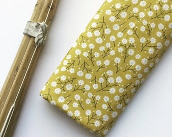 Kendo Iaido Naginata Sword bag / Kimono fabric / Martial arts sword bag / Traditional Japanese culture / Shinai Bag